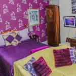 room 1 at castlebank hotel conwy north wales