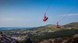 zip world in conwy county