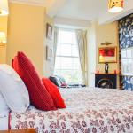 room 3 castlebank hotel conwy north wales