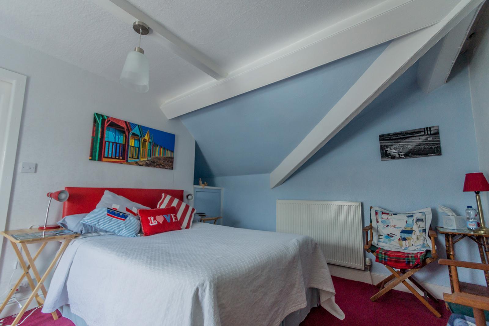 room 6 Castlebank Hotel, Conwy, North Wales