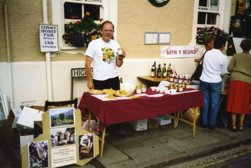 honey fair - copyright conwy beekeepers